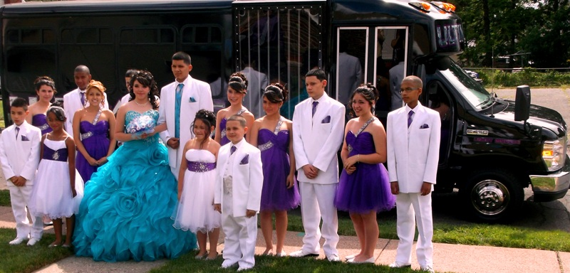 Quinceanera or bar/bat Mitzvah