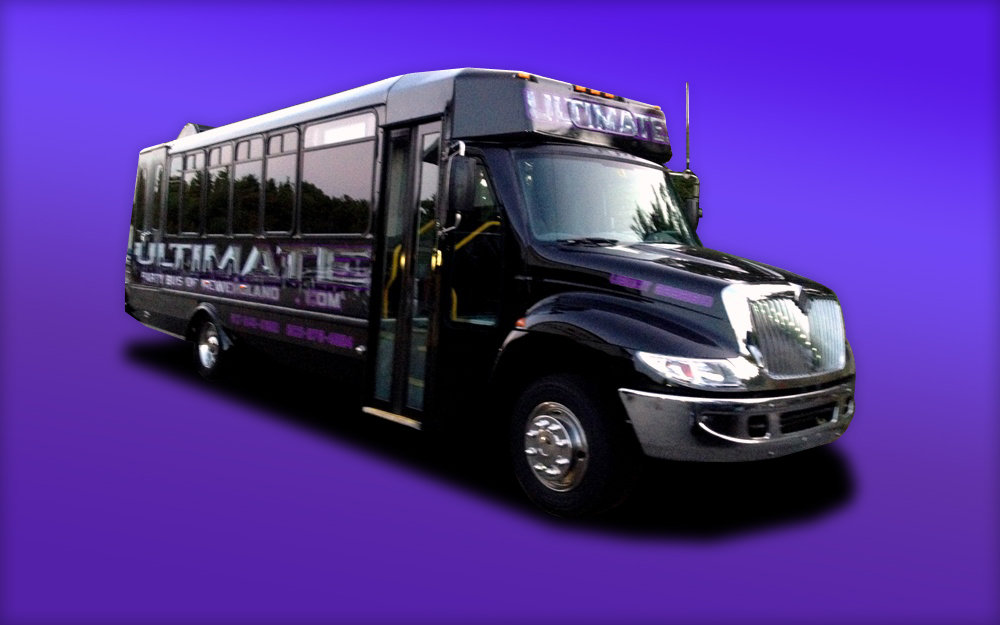 Ultimate 5 Custom Party Bus