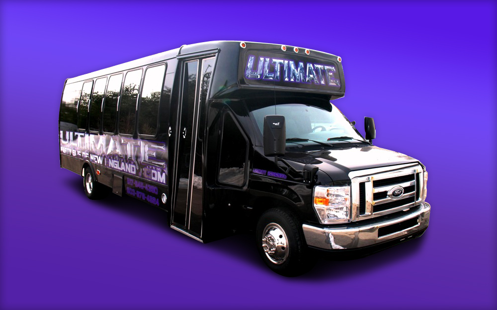 Ultimate 7 Custom Party Bus