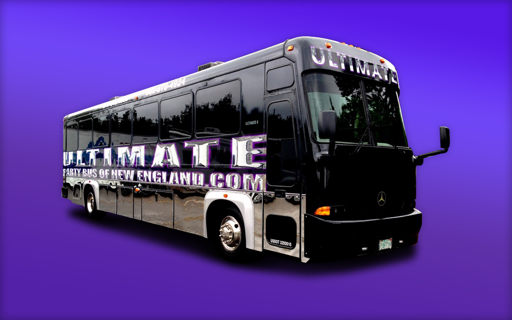 Ultimate 8 Mercedes Party Bus